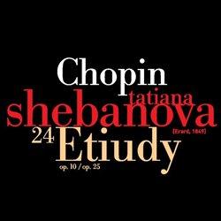 Chopin. 24 Etiudy op. 10 i op. 25